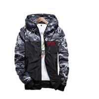 ingrosso giacca da pesca traspirante-Nuovo 2019 Autunno Daiwa Giacca da pesca Protezione solare Cappotto Sottile Modelli Outdoor Climbing Jacket Traspirante Daiwa Abbigliamento da pesca