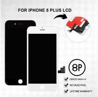 Wholesale AAA D power replacement screen with touch screen for iPhone Plus LCD new and never used LCD components