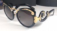 Wholesale full face goggles for sale - Group buy 07T Luxury designer Sunglasses Square Shape Fashion Big Face Retro Vintage Summer Style Women PD Designer Full Frame Top Quality With Case