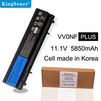 Wholesale dell latitude laptop for sale - Group buy KingSener Korea Cell New VV0NF Laptop Battery for DELL Latitude E5440 E5540 Series VJXMC N5YH9 K8HC W6K0 FT6D9 V WH