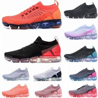 Wholesale new styles shoes for men resale online - 2019 Summer New Style Fly Running Desiger Shoes For Mens Sneakers Women Sport Trainers Shoe Corss Hiking Jogging Walking Outdoor Shoes