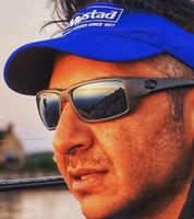 lunettes d'usine achat en gros de-5 PCS NOUVEAU Fantail Factory COSTA Designer Lunettes De Soleil Hommes De Pêche Vélo sport été Polarized TR90 8 COlORS HOT Lunettes De Soleil De Mode Lunettes