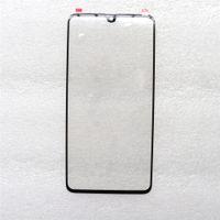 huawei lcd cam toptan satış-Huawei için 20 Orjinal Dokunmatik Ekran Dış LCD Ön Ekran Cam Lens Kapağı Mate20 onarım parçaları Mate