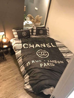 Wholesale single size bedding sets for sale - Love Rabit Cartoon Bedding Sets Blue Comforter Set Duvet Cover Bed Sheet Sets Single Double Queen King Size Kids Bedding
