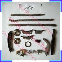ingrosso hyundai starex-Parti del motore Auto D4CB kit catena di distribuzione per Hyundai H1 H200 Starex Porter 2497CC 2.5CRDI