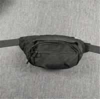 göğüs erkek çantası toptan satış-Bel Çantası Lüks Çanta Tasarımcısı Çapraz Vücut Çanta Marka Nakış Göğüs Çanta erkekler Moda Spor Kadınlar Tek Omuz Çantaları