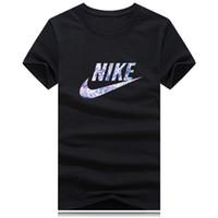zebra-druckhemd männer großhandel-High-End-Sportmarke T-Shirt Modedesigner Zebra-Print Marke Herren-T-Shirt Sommer atmungsaktive halbe Hülse T-Shirt Sport-Shirt
