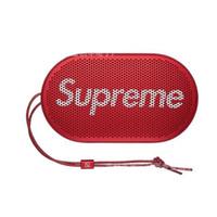 haut-parleurs de musique bluetooth achat en gros de-SUP Mini Bluetooth Haut-parleurs Sans Fil Étanche Version Co-Marque Audio Portable MP3 Lecteur de Musique P2 Haut-Parleur Extérieur Subwoofer Powerbank
