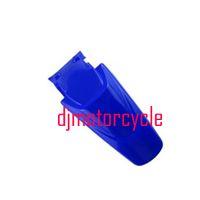 guardabarros de motocicleta al por mayor-Motocicleta trasera de plástico para guardabarros Guardabarros de motor para Kawasaki KLX110 Kx65 Rm65 DRz110 Dirt Bike