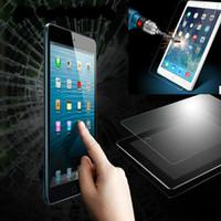 tableta de alta definición al por mayor-Durable Tablet Film Anti-Shatter 9H Tablet Protector de pantalla Carcasa protectora Vidrio templado de alta definición Antideslumbrante
