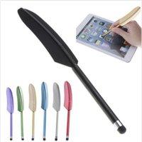 ich berühre bildschirm großhandel-Ministift-Anzeigen-Touch Screen Stift-Feder kapazitiv für Tablette Ipad Samsung-Galaxie-Anmerkung 5 für i-Telefon X XS MAX XR Iphone Geschenk