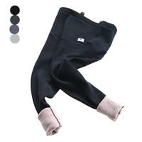 4a6aa3ae4 Nueva llegada de maternidad caliente leggings ropa invierno embarazo  leggings engrosamiento embarazo pantalones ropa de maternidad