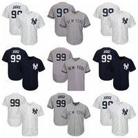 Wholesale new jersey factory for sale - 2019 Jersey New York Yankees Jerseys Aaron Judge Jersey Good Quality Factory White Dark Blue Gray Baseball Jerseys