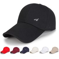 Wholesale travel blue accessories resale online - Baseball Cap Letter A Embroidered Adjustable Cotton Hats Headwear Outdoor Travel Climbing Sportswear Accessories