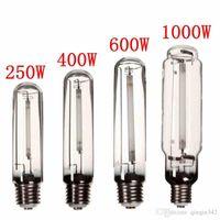 лампы hps оптовых-Расти свет HPS лампа E40 250 Вт / 400 Вт / 600 Вт / 1000 Вт высокое давление натрия цветок лампы цветы овощи завод растут лампы для балласта