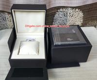 caixas para vender jóias venda por atacado-TAG Hot Selling Top Quality caixas de relógio Original Box Papers Cartão Bolsa Assista couro jóias para Calibre 16 17RS 36RS Chronograph Relógios