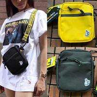 homens do saco do japão venda por atacado-FXXKING Coelhos Duas Sacos # FR2 Engraçado Sacos Homens Mulheres Hip Hop Três Quartos Japão Inglaterra Estilo