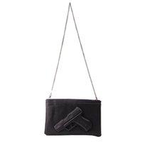 Wholesale 3d pistol bag resale online - Designer Brand Women s Messenger Bags Shoulder Handbags Fashion Clutches D Print Leather Pistol Bag Ladies Purses Designer High Quali