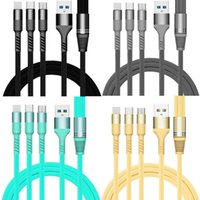 Wholesale android 4.1 for sale - Quick Charging in Usb C Micro Usb Cable TPE M ft Type c USb Charger Cables For Samsung s8 s9 s10 note htc huawei android phone