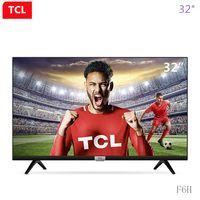 ses dts toptan satış-TCL 32-inç yeni video ve ses TV dolby / DTS çift dekoder düz panel elektrikli hd TV sıcak yeni ürün ücretsiz kargo!
