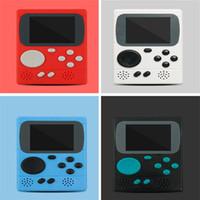 jogos de arcade crianças venda por atacado-Hot Game Console de Vídeo 8 Bit Retro Pocket Handheld Game Player 198 Jogos Clássicos Melhor Presente para a Criança