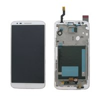 Wholesale lg inch lcd for sale - Group buy 5 Inch LCD Digitizer for LG Optimus G2 D800 LS980 VS980 Assembly With frame Repair Parts