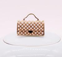 ingrosso modelli perla spilla-2019 nuova versione coreana calda del modello creativo perla spilla borsa spilla lega di alta qualità ago spilla pin