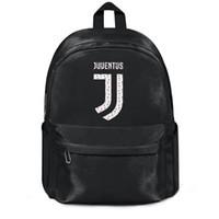ingrosso disegni di etichetta di spedizione-La piccola etichetta di JFC Love di Juventus F.C.La Vecchia La Madama libera il trasporto Zaino leggero di nylon dello zaino della spalla delle donne di trasporto