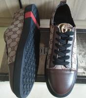 männer flache schuhe verkauf großhandel-Preiswerter Verkauf, Markenauftritt Herrenschuh, weicher Boden Niedriger Kragenschuh, Mode Herrenschuhe, Freizeitschuhe, flache Schuhe, Herrenschuhe