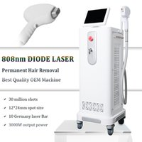 ingrosso bikini cool-808nm corpo epilazione diodo laser Bikini apparecchiature di rimozione dei capelli laser pelle fresca tutti i tipi di pelle