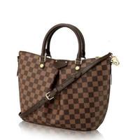 ingrosso sacchi a pelo chiaro-Siena Pm N41545 nuovo modo delle donne delle borse Spettacoli spalla Totes Borse Top Manico Croce Body Messenger Bags