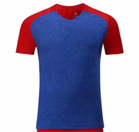 fußball trikot nummer kit großhandel-Kinder ENFANTS Kits 2019 2020 rote und schwarze Fußball Jerseys maillots de Fußballhemden Sätze Uniformen akzeptieren Namen und die Nummer goalie grün-Kits
