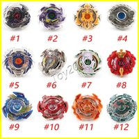Wholesale beyblade toys for sale - Beyblade fidget spinner Booster Alter Spinning Gyro Launcher Starter String Booster Battling Top Beyblades B B Beyblade Toys for Kids