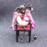 ingrosso collezione pvc giapponese-Anime Abbraccia Giappone Planet of the Cat and Chairs Brinquedos Sexy Action PVC Figure Girl 1/10 Sexy Collection Model Toys