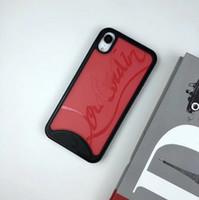 huawei yükselen dostum deri kapak toptan satış-Ekose Desen Yumuşak Koruyucu Case Arka Şerit Baskı Anti-çizik telefon Kabuk Baskılı Mektup iPhone XS için Max XR X 6 s 7 8 Artı