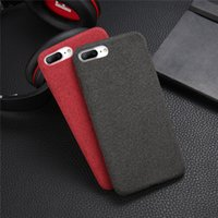 Wholesale phone pouches water back for sale - Group buy Plush Fabrics Phone Case For Apple iPhone X XS Max XR s Plus Warm Plush Fashion Soft Color Back Cover Cases Capa
