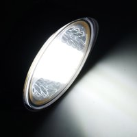 Wholesale 1PC White LED Car Work Light with Yellow Halo Ring for Off road SUV Trucks