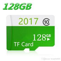 sdhc memory 16gb venda por atacado-Nova Venda Quente de Alta Velocidade TF Classe Cartões 10 SDHC Micro Cartão SD + Presentes 16 GB 32 GB 64 GB 128 GB Cartão de Memória para o Telefone / Tablet / câmera