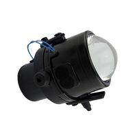 halojen spotları toptan satış-LED Halojen hid H11 H9 ampul spot Yüksek Düşük Işın Ön tampon sis lambası lens tutucu meclisi FORD RANGER 2006 2007 için