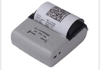 thermodrucker wifi großhandel-Drahtloser tragbarer Bluetooth-Drucker Wifi Thermal Ticket Printer