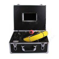 câmera médica usb venda por atacado-Endoscópio da tubulação do corpo macio de 20M 7 polegadas da foto HD que grava 8GB endoscope industrial-7D1-20M
