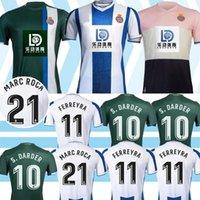 ingrosso l tubo-RCD FERREYRA jesrey RAUL DE TOMAS 2019 2020 Espanyol maglie di calcio maglie da calcio Wu Lei Campuzano Darder DIEGO LOPEZ PIPA