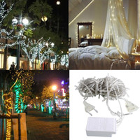Wholesale decorative led string lighting for sale - Group buy 10m Led Charming Fairy String Light Christmas Decoration Wedding Decoration Casamento Mariage Birthday Party Decorations Supplies