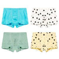 Wholesale baby girl underpants for sale - Group buy Children s Cotton Underpants Boy Cartoon Printed Baby Girls Underwear Boxer Briefs Panties Breathable Shorts for Teenage LJJS128