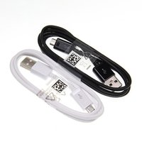 cables de carga de galaxias al por mayor-1m Cable Micro USB de Alta Calidad para Cabeza de Metal Cable de Carga Rápida SYNC Android para Samsung Galaxy note 4 5 S4 S7 S7 S7 Edge A7 J3 j5