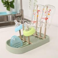 держатель для малышей оптовых-1 шт. детская бутылочка сушилка стеллаж для хранения съемный держатель для ребенка и малыша дом блюдо стойку