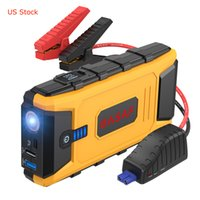 Wholesale battery types resale online - BASAF Car Jump Starter Power Inverter A Car Battery Booster for up to L gas L diesel engine sizes Type CC