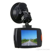 """скрытый андроид dvr оптовых-Автомобильная камера G30 2,4"""" Full HD 1080P Автомобильный видеорегистратор Video Recorder тире Cam 120 градусов Широкий угол ночного видения G-сенсор 100шт GGA70"""