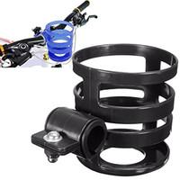 puset arabası bisikletleri toptan satış-Dağ Bisikleti Kupası Dağı Bisiklet Bisiklet Gidon Su Şişesi Tutucu Kafes Bebek Arabası Bisiklet Tekerlekli Sandalye Aksesuarları