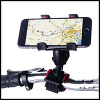 Wholesale phone holder bike for sale – best Cheap Bicycle Phone Holder Smartphone Adjustable Bike Phone Stand Mount Bracket For Mobile Phone shipping by DHL